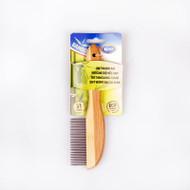 duvo bamboo detangling comb 31pins