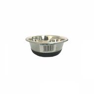 Steel bowl rubber base 11cm