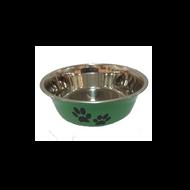 Steel h dish colour 17cm