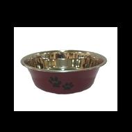 Steel h dish colour 20cm