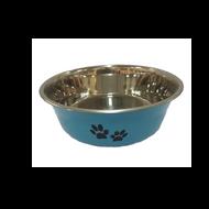 Steel h dish colour 24cm