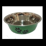 Steel h dish colour 27cm
