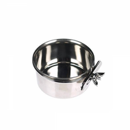 Stainless steel coop cup with clamp 280ml