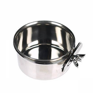 Stainless steel coop cup with clamp 840ml