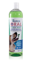Valentin cool mint water additive