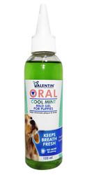 Valentin oral cool mint puppy gel 125ml