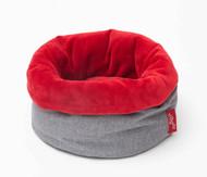 Wagworld nap sack grey & red