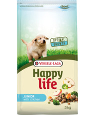 Versele Laga Happy Life Junior (puppy) 3kg