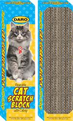 Daro Cardboard cat scratcher