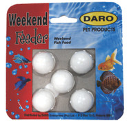Daro weekend fish feeder