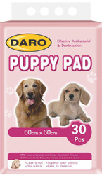Daro Pet Sheets puppy pads 30pcs 60 x 60cm