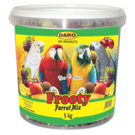 Daro Frooty Parrot mix 5kg