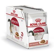 royal canin instinctive gravy 85g x 12 pouches