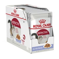 royal canin instinctive jelly 85g x 12 pouches