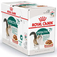 royal canin instinctive +7 85g x 12 pouches