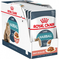 royal canin hairball care pouch 85g x 12 pouches