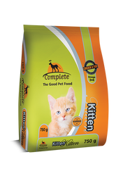 Complete Kitten food 750g