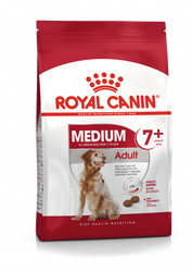 royal canin medium mature +7 10kg