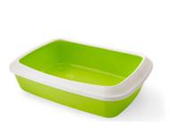 Savic Iriz 42cm litter tray + rim green