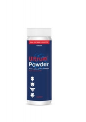 1.5% Propoxur in a perfumed talc base, packed in a powder shaker — controls fleas, ticks, feather mites, red mites and lice on dogs, cats, puppies, kittens and birds, including cage birds and poultry. Safe for use on rabbits.