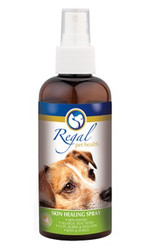 This product helps soothe itchy, red, raw and irritated skin caused by allergies or infection, as well as help heal minor wounds, scrapes and insect stings. As an external spray, it works brilliantly with the Recover and Heal and Skin Care Remedy products, giving pooch both internal and external support. It can be used on it's own too and provides relief from the symptoms of a wide range of conditions, including sunburn/damage, eczema, hot spots, minor burns and scalds and pressure sores. As an all-round skin healer, this spray is a handy addition to any first-aid kit. .