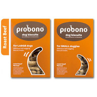 ProBono Dog Biscuits Beef Flavour