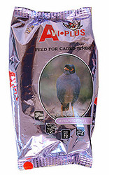 Feeding these species a balanced diet has been a notoriously difficult task. Our mynah food has made this task an easy one. Available as a soft food or in pellets, the nutritional requirements of these birds are fully covered by our specially balanced formula. Highly digestible ingredients are tasty, and readily eaten by these fussy fellows.
