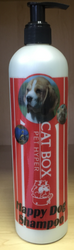 Cat Box Happy Dog Shampoo 500ml