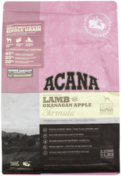 Acana Dog Food Grass Fed Lamb