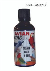 Avian Medic Scaly Face & Leg 50ml