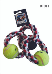 Cotton 3 Chain & 2 Tennis balls