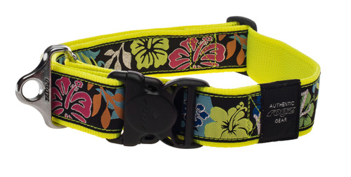 Rogz Fancy Dress Extra Extra Large 40mm Special Agent Dog Collar ... c29f279ac19