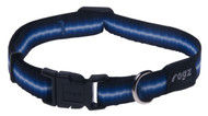 Rogz Pavement Special Small 11m Midget Dog Collar, Blue Design(HB10-B)