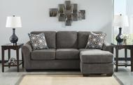 Brise Slate Sofa Chaise
