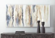 Joely Blue/Tan Wall Art