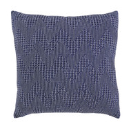 Dunford Navy Pillow(4/CS)
