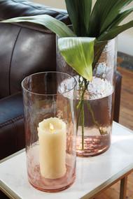 Devona Pink Vase Set (2/CN)