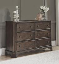 Adinton Brown Dresser