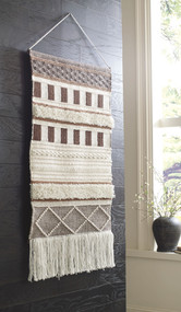 Adah Brown/Natural Wall Decor