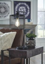 Nolden Bronze Metal Desk Lamp (1/CN)