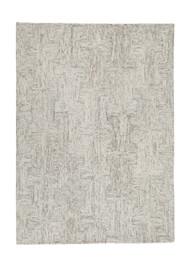 Caronwell Ivory/Brown/Gray Large Rug