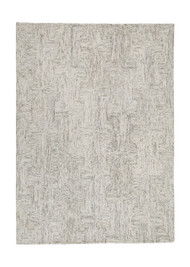 Caronwell Ivory/Brown/Gray Medium Rug
