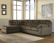 Accrington Earth 2-Piece Sectional with Chaise