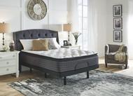 Limited Edition Pillowtop White California King Mattress & Adjustable Base