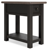 Tyler Creek Two-tone Chair Side End Table