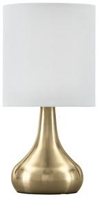 Camdale Brass Finish Metal Table Lamp (1/CN)