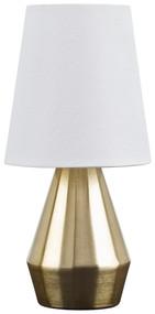 Lanry Brass Finish Metal Table Lamp (1/CN)