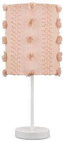Kaelene Pink/White Metal Table Lamp (1/CN)