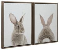 Wittley Gray/Tan Wall Art Set (2/CN)