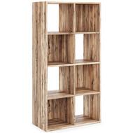 Piperton Natural Eight Cube Organizer
